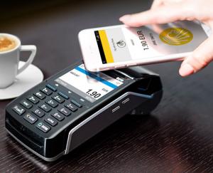 myPOS POS NFC cashless