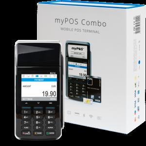 mypos terminale POS mobile wifi gprs combo