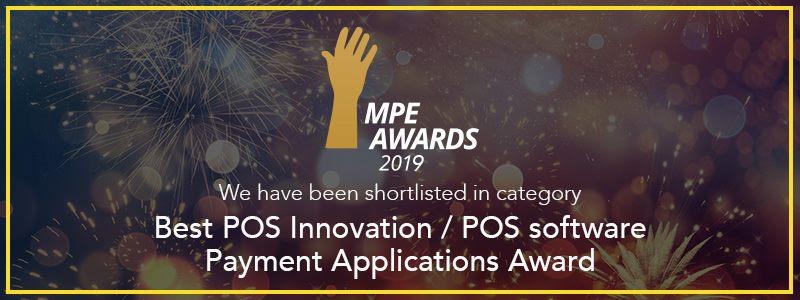 myPOS Miglior POS innovation 2019